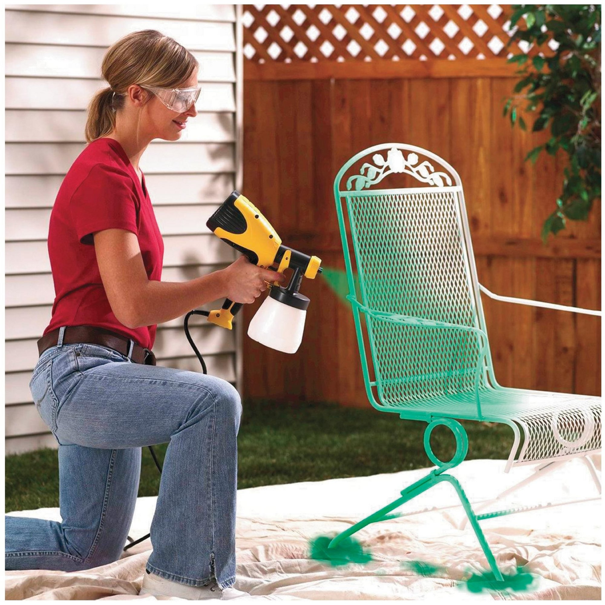 paint sprayer for furnitureHow to use an airless paint sprayer  All you need to know
