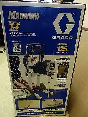 Graco Magnum X7 Reviews
