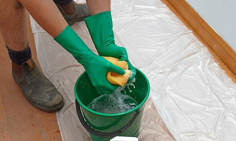 clean walls before paintingHow to clean walls before painting in 5 easy steps  Sprayertalk