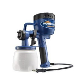 HomeRight Max Fine Finish HVLP Sprayer Reviews