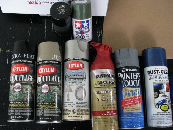 Best Spray Paint Brands Rated Reviewed Compared For Home Use Sprayertalk