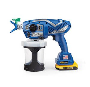 Graco Ultra Cordless Airless Handheld Paint Sprayer 17M363 Review