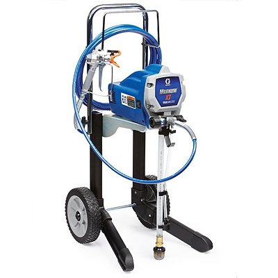 Graco Magnum 262805 X7 Cart Airless Paint Sprayer