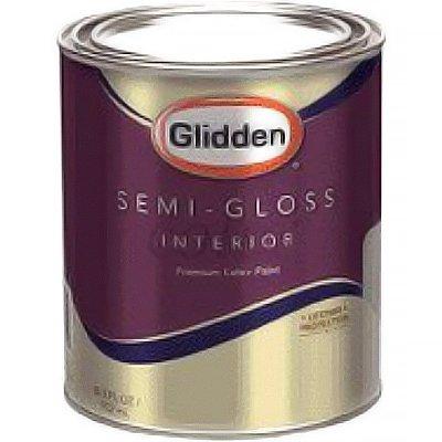 Glidden Spn4022 Qt Spred Complete Interior Semi Gloss