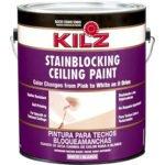 KILZ Color-Change Stainblocking Interior Ceiling Paint