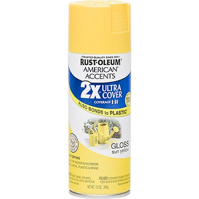 Rust Oleum 280699 American Accents Ultra Cover 2X Spray Paint