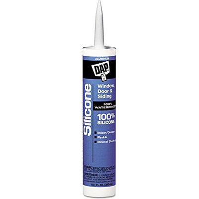 Dap 08641 Clear Silicone Sealant