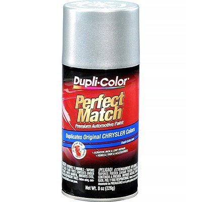 Dupli-Color EBCC0410 Bright Silver Metallic Chrysler Perfect Match Automotive Paint