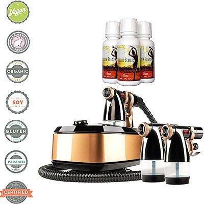 MaxiMist Allure Xena Sunless Spray Tanning System (HVLP)