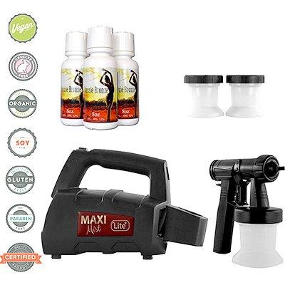 MaxiMist Lite Plus HVLP Spray Tanning System