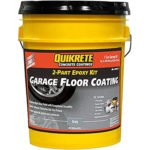 Quikrete Garage Floor 2-Part Epoxy Gray kit
