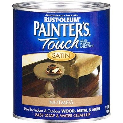 Rust-Oleum 240284 Painters Touch Quart Latex