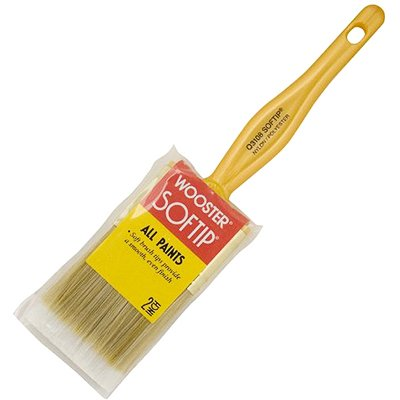 Wooster Brush Q3108-2 Softip Paintbrush