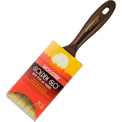 Wooster Brush Q3118-2 Golden Glo Paintbrush