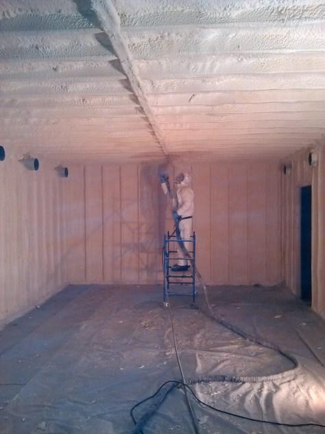 Installing Insulation in Portland Maine