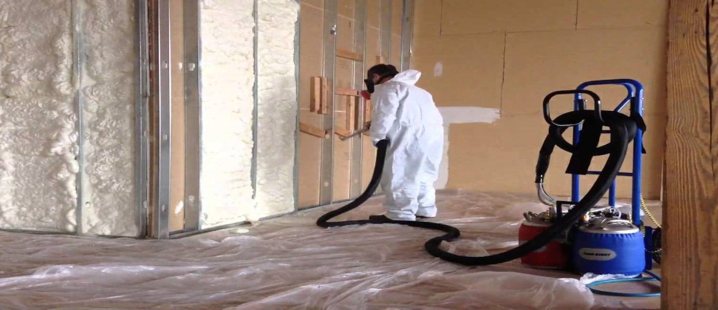 Reliable foam insulation service in Toronto
