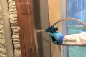 learn about closed and open cell spray foam
