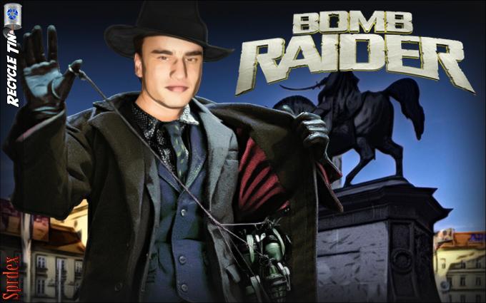 bomb raider sprdex