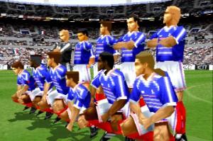 FIFA nas je, kao što je jasno iz priloženog, potpuno kupila revolucionarnom grafikom gdje se čak na boljim kompjuterima moglo razlikovati igrače po boji kože