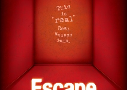 リアル脱出ゲーム「Escape from The RED ROOM」の感想。言語なしの謎解きに挑め!
