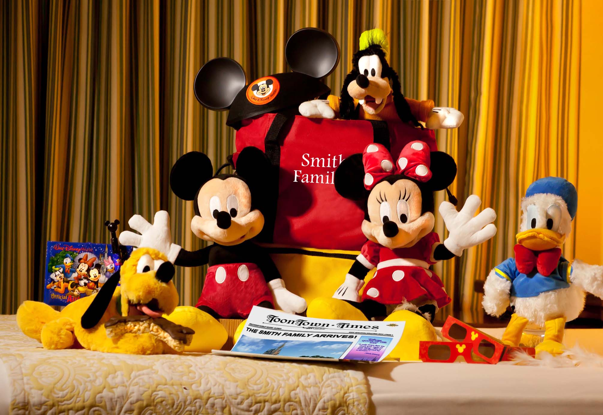 Walt Disney Honeymoon Package