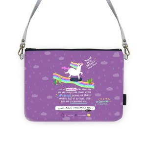 Unicorn in Jannah Sling Bag
