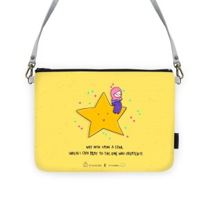 Why Wish upon a Star Sling Bag