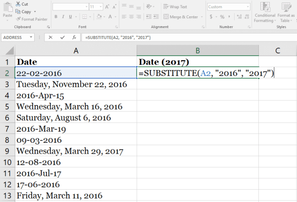 How to use the REPLACE function In Excel: Replace Text Easily