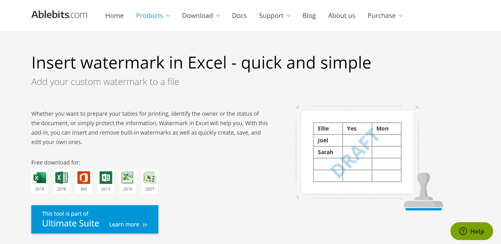 The 7 Best Excel Add Ins You Need To Get Now Free Amp Paid