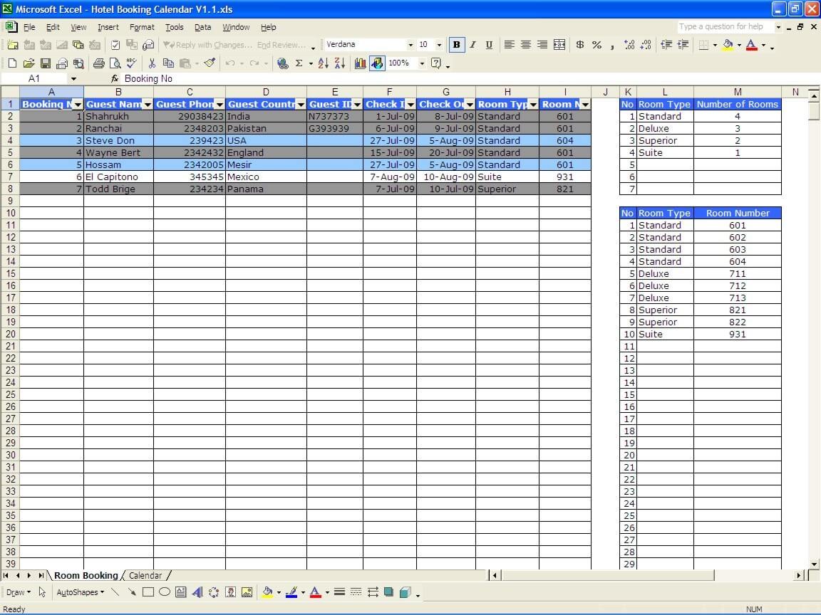 13/03/2019· conference room schedule template is a convenient way to make conference room schedule quickly in short time as it is loaded with all essential fields and spaces to add details about reservation of conference room. Booking And Reservation Calendar The Spreadsheet Page