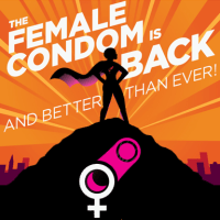 How did I not know about the female condom?