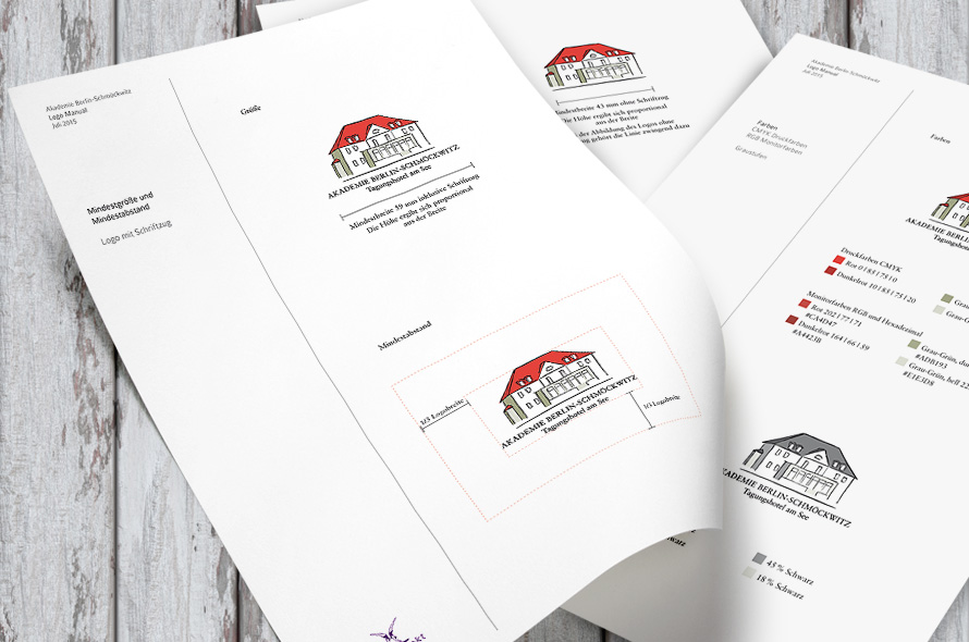 Redesign Logo Design Manual