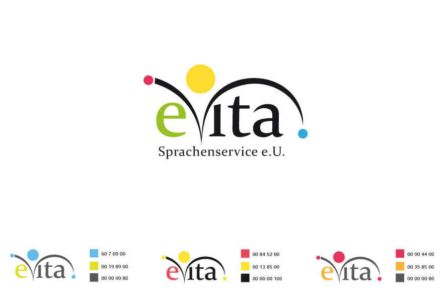 Entwicklung Logo Gestaltung Farbklima