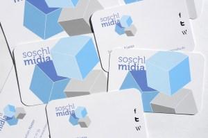 Visitenkarten für Sebastian Küster, Social Media Berater