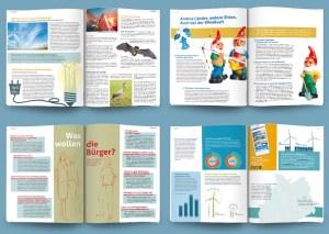 BWE Akzeptanzmagazin, Windkraft, Eine Bürgerenergie