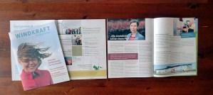 BWE Akzeptanz Magazin Windkraft