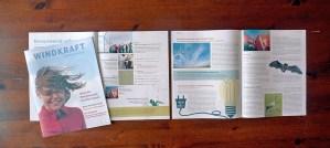 BWE Akzeptanzmagazin Windkraft