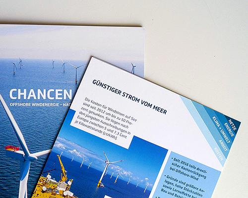 Offhore Windenergie Factsheets Teaser