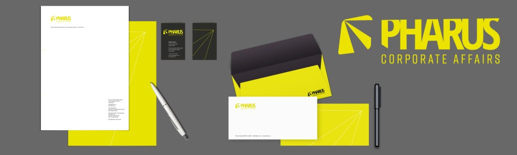 Pharus, Logo Design, Logo Gestaltung, Logo Entwicklung, Branding, Corporate Design