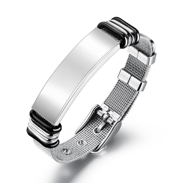 Bracelet Silver Edition
