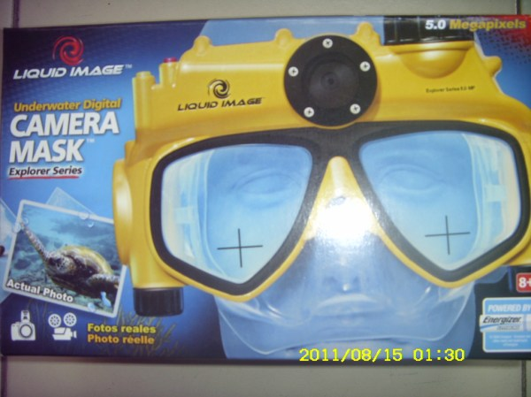 Liquid Image Explorer Series 5.0MegaPixels Underwater ...