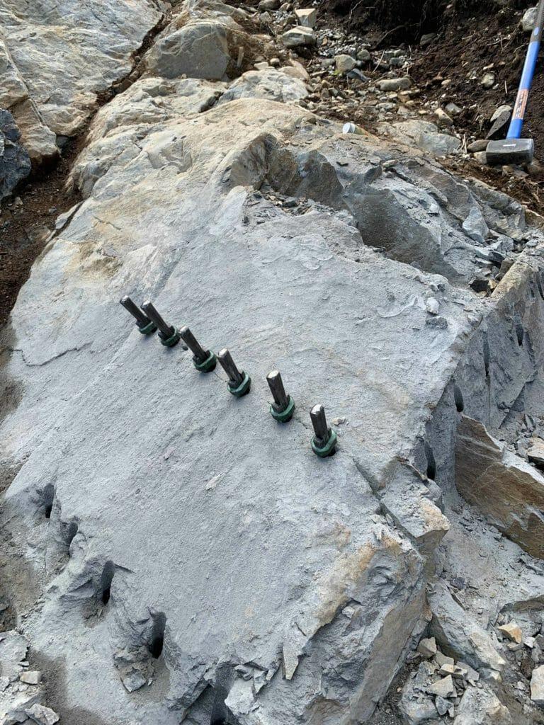fjellkiler sprengkiler