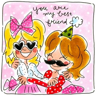 Spreuk echte vrienden