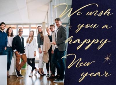 Spreuk gelukkig nieuwjaar