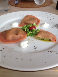 Lunch at Badia Passignano
