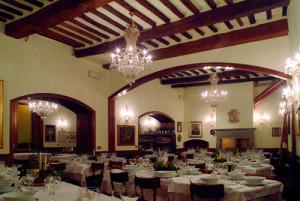 Dining Room at Ristorante Fiorentina