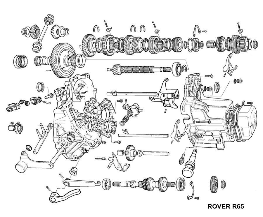 Bmw R65 Wiring Diagram