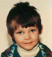 Dennis som lille