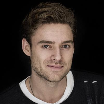 Johannes Nymark, skuespiller og sanger