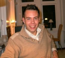 Morten, 19 år, fra Brønshøj